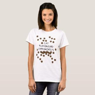 Cat Playground T-Shirt