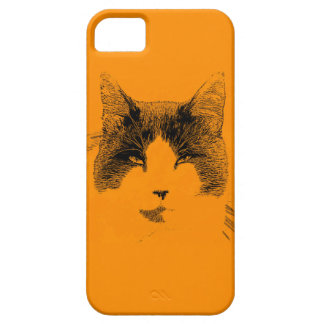 Cat Portrait iPhone 5 Cover