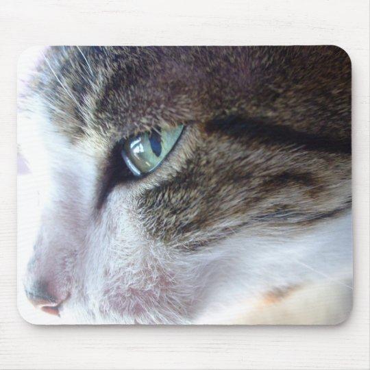 Cat Portrait Mousepad