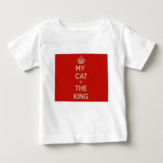 Cat Qoute Baby T-Shirt