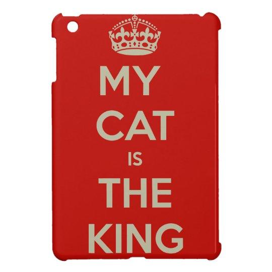 Cat Qoute iPad Mini Case