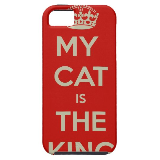 Cat Qoute iPhone 5 Cases