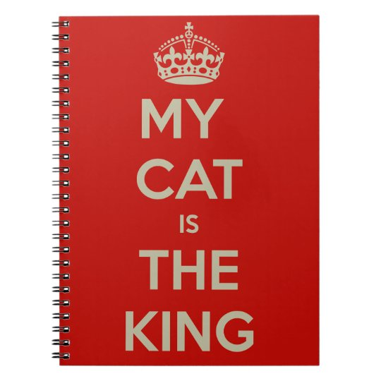 Cat Qoute Notebook