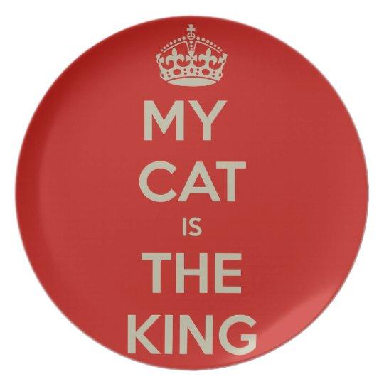 Cat Qoute Plates