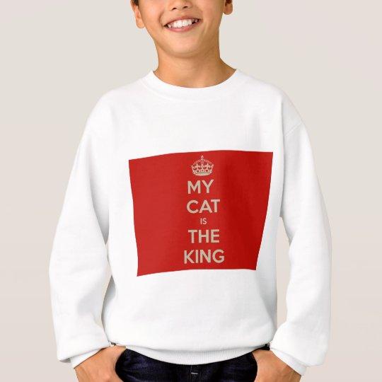 Cat Qoute Sweatshirt