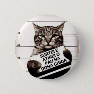 Cat revolts 2 inch round button