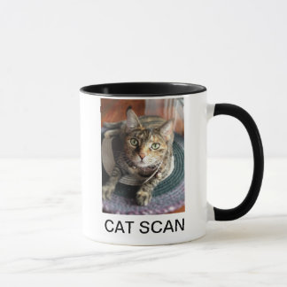CAT SCAN COFFEE MUG