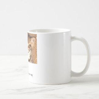 Cat Smile Coffee Mug