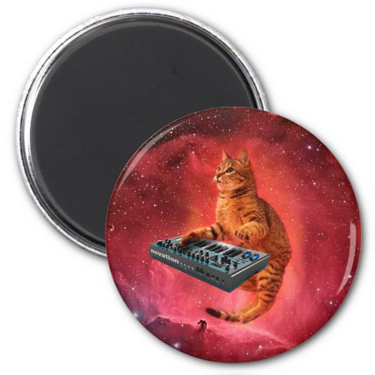 cat sounds - cat - funny cats - cat memes 2 inch round magnet