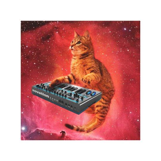 cat sounds - cat - funny cats - cat memes canvas print