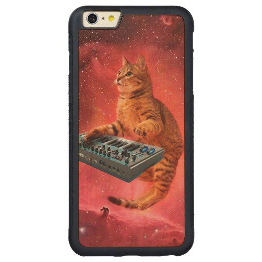 cat sounds - cat - funny cats - cat memes carved maple iPhone 6 plus bumper case
