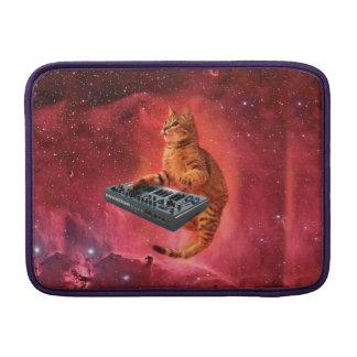 cat sounds - cat - funny cats - cat memes MacBook sleeve