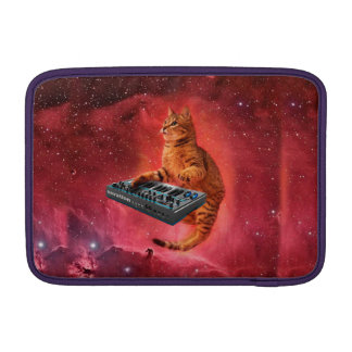 cat sounds - cat - funny cats - cat memes sleeve for MacBook air