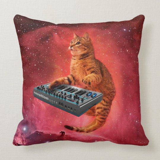 cat sounds - cat - funny cats - cat memes throw pillow