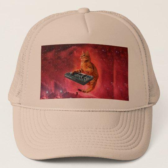 cat sounds - cat - funny cats - cat memes trucker hat