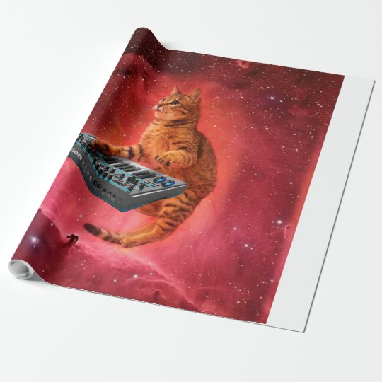 cat sounds - cat - funny cats - cat memes wrapping paper