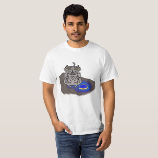 Cat spilled water T-Shirt