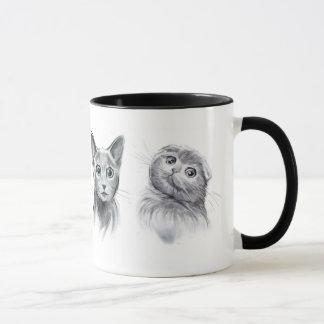Cat Squad Mug