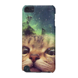 Cat Staring into Space iPod Touch 5G Cover