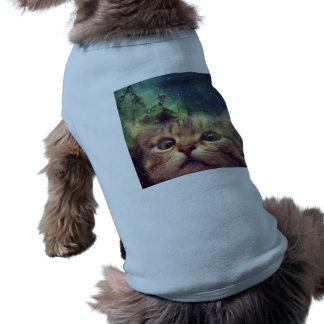 Cat Staring into Space Pet Clothing