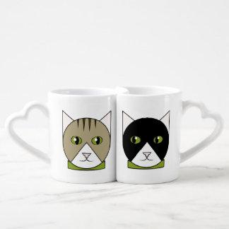 Cat Sweethearts Mug Set