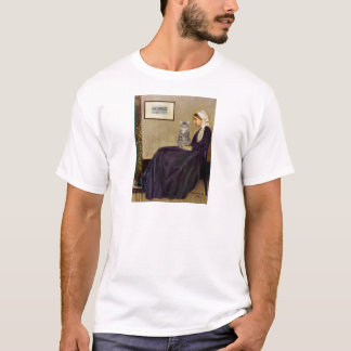 CAT (Tabby 1) - Whistlers Mother T-Shirt