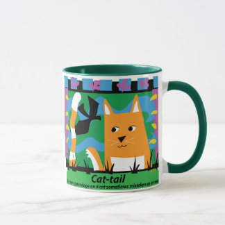 Cat-tail Cup