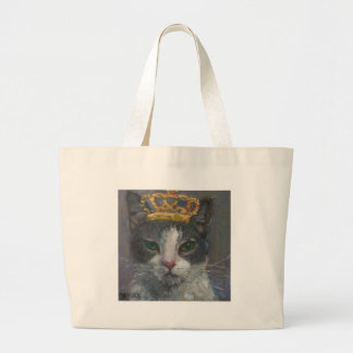 Cat Tail Gallery Bags - It's Good To Be King