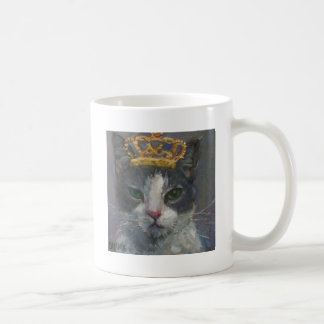 Cat Tail Gallery Mug - It's Good To Be King