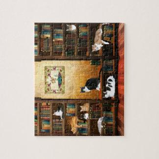 Cat tales jigsaw puzzle