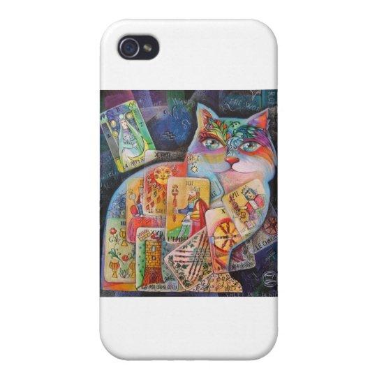 cat-tarot cases for iPhone 4