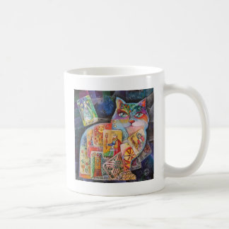 cat-tarot coffee mug