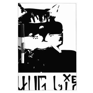 cat-thug-life-cholo dry erase whiteboards