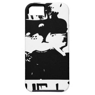 cat-thug-life-cholo iPhone 5 case