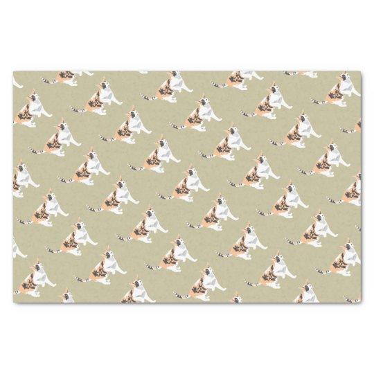 Cat Tissue Paper