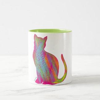 Cat-titude Coffee Mug