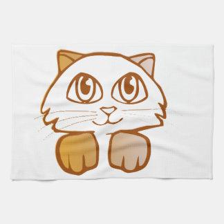 Cat Towel