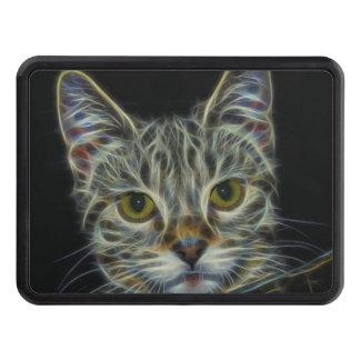 Cat Trailer Hitch Cover