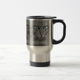 Cat Travel/Commuter Mug