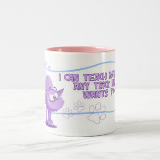 Cat Tricks Coffee Mugs
