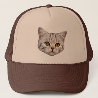 Cat Trucker Hat