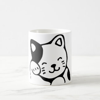 cat v coffee mug