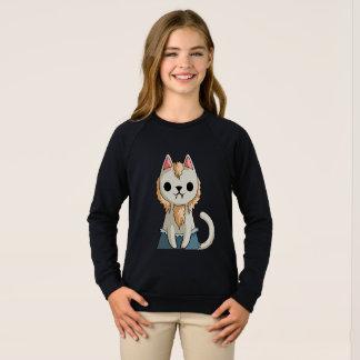 Cat werewolf Halloween Funny Halloween Gift Shirt