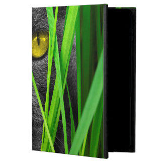Cat with Leaf and Special Eyes Powis iPad Air 2 Case