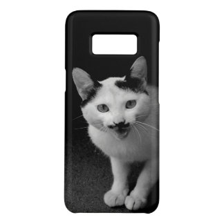 Cat with Mustache Case-Mate Samsung Galaxy S8 Case