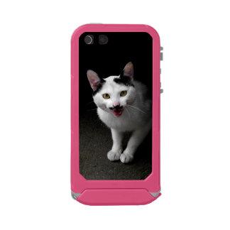 Cat with Mustache Incipio ATLAS ID™ iPhone 5 Case