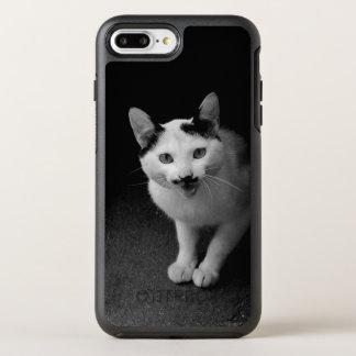 Cat with Mustache OtterBox Symmetry iPhone 8 Plus/7 Plus Case