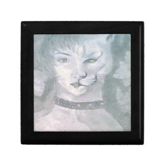 Cat Woman Gift Box