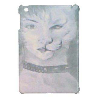 Cat Woman iPad Mini Cover