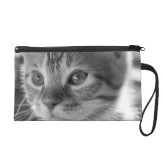 cat wristlet clutches